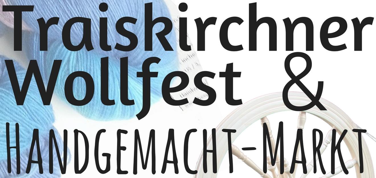 Traiskirchner Wollfest & Handgemacht-Markt